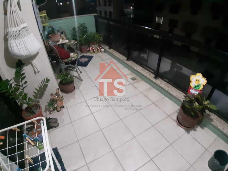 2ae5ca6c-3d09-402c-8c33-e024f5 - Apartamento 4 quartos à venda Todos os Santos, Rio de Janeiro - R$ 650.000 - TSAP40016 - 3