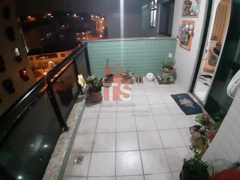 a4248c53-c59e-4357-91a9-02f9f0 - Apartamento 4 quartos à venda Todos os Santos, Rio de Janeiro - R$ 650.000 - TSAP40016 - 13