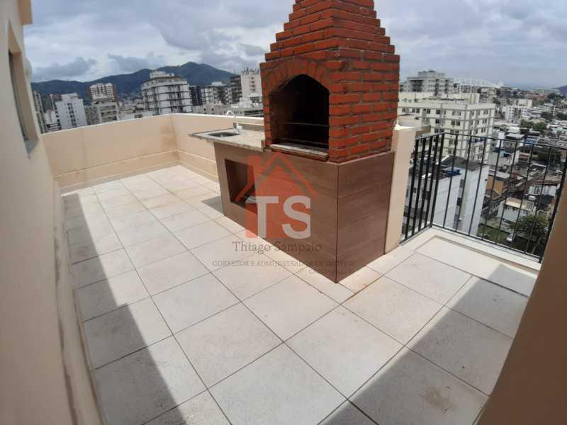 4eaa1a47-ecbe-4910-9e43-f60498 - Cobertura à venda Rua Padre Ildefonso Penalba,Méier, Rio de Janeiro - R$ 479.000 - TSCO30013 - 4