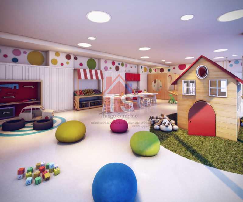 12_brinquedoteca - Cópia - Apartamento à venda Avenida Dom Hélder Câmara,Pilares, Rio de Janeiro - R$ 372.000 - TSAP00009 - 7