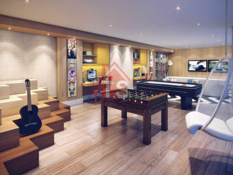 13_espaco_teen - Apartamento à venda Avenida Dom Hélder Câmara,Pilares, Rio de Janeiro - R$ 372.000 - TSAP00009 - 8