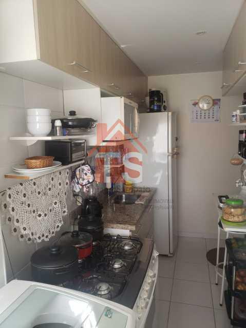 6aae6f41-a896-48bd-8149-b00632 - Apartamento à venda Rua Fernão Cardim,Engenho de Dentro, Rio de Janeiro - R$ 249.000 - TSAP20205 - 4