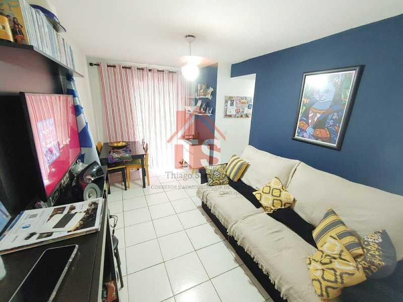c68da7b0-6f12-460d-adf2-d62404 - Apartamento à venda Rua Fernão Cardim,Engenho de Dentro, Rio de Janeiro - R$ 295.000 - TSAP30130 - 1