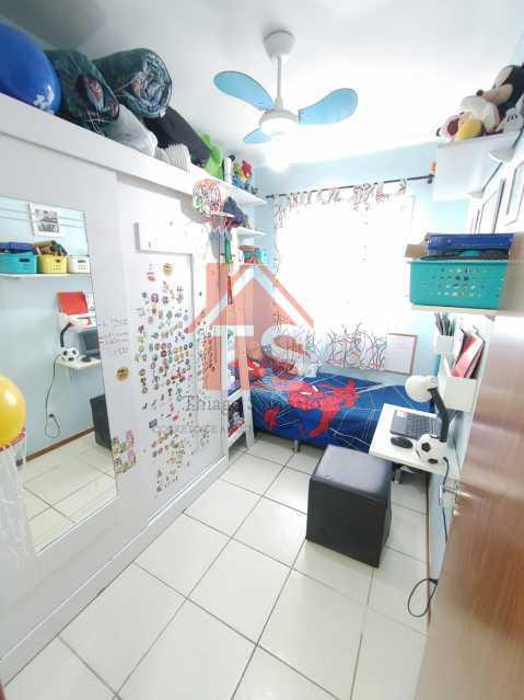 21d26975-84c0-4636-90a7-cb8777 - Apartamento à venda Rua Fernão Cardim,Engenho de Dentro, Rio de Janeiro - R$ 295.000 - TSAP30130 - 8