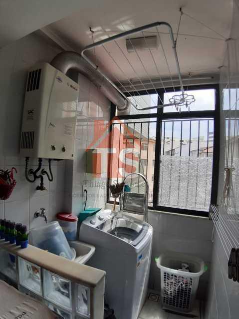 6c201333-da78-4118-a230-099776 - Apartamento à venda Rua Silva Rabelo,Méier, Rio de Janeiro - R$ 465.500 - TSAP30133 - 7