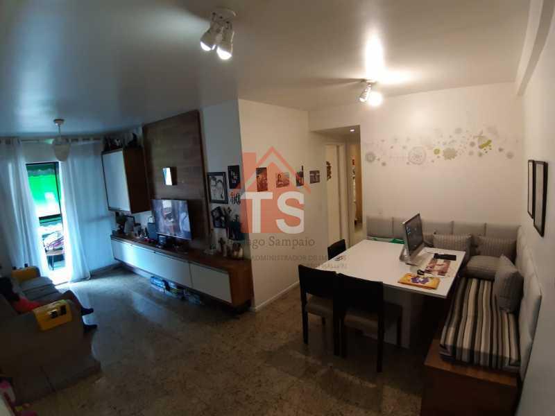 f51919f4-7f95-44da-a605-87d4e0 - Apartamento à venda Rua Silva Rabelo,Méier, Rio de Janeiro - R$ 465.500 - TSAP30133 - 1