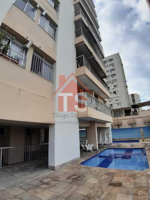 4ef9b68b-aa76-4d7a-b6dc-4ab712 - Apartamento à venda Rua Fábio Luz,Méier, Rio de Janeiro - R$ 479.000 - TSAP30135 - 1