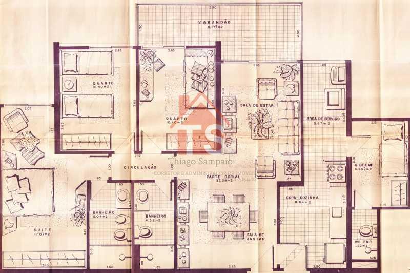 5b0afea2-faba-42e6-9bad-3e6724 - Apartamento à venda Rua Fábio Luz,Méier, Rio de Janeiro - R$ 479.000 - TSAP30135 - 5