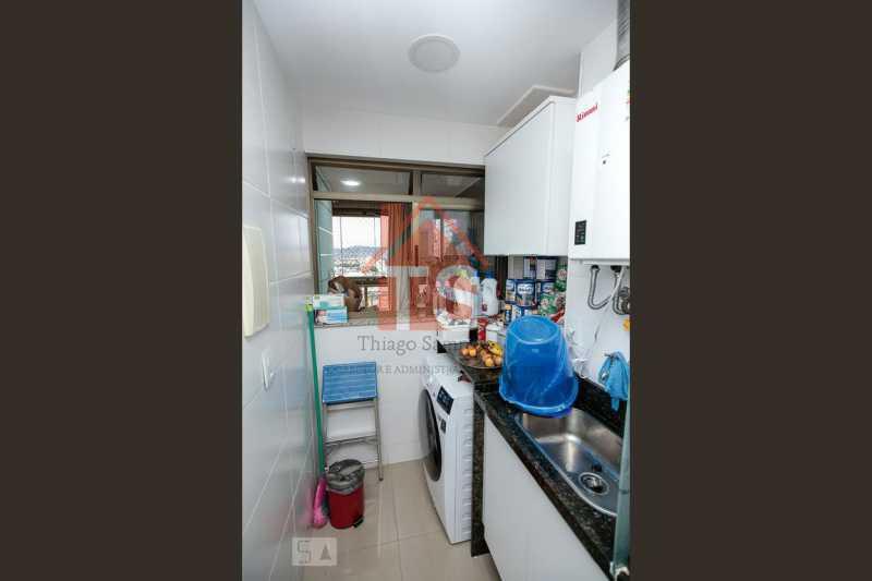 PHOTO-2021-01-04-08-03-06_2 - Cobertura à venda Rua Ferreira de Andrade,Cachambi, Rio de Janeiro - R$ 925.000 - TSCO20003 - 21