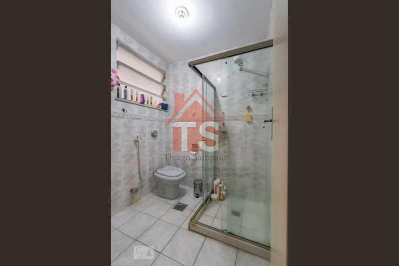 banheiro - Apartamento à venda Rua Doutor Alfredo Barcelos,Olaria, Rio de Janeiro - R$ 270.000 - TSAP20212 - 9