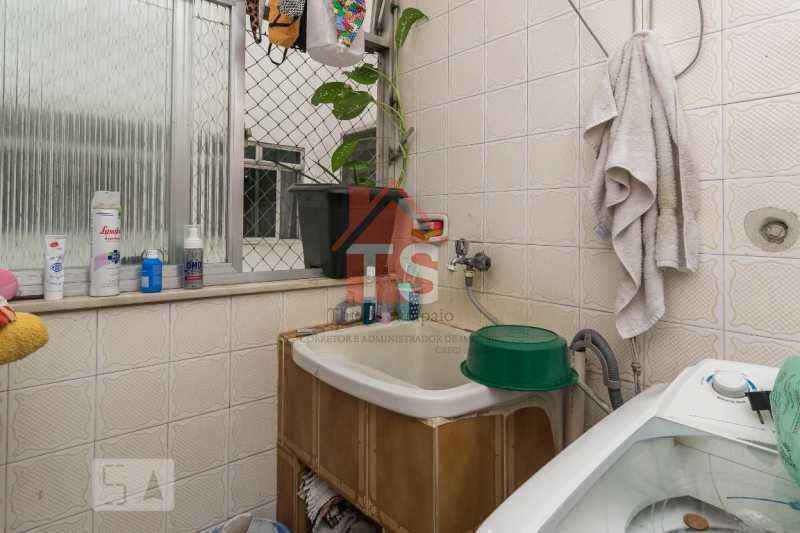 área de serviço - tanque - Apartamento à venda Rua Doutor Alfredo Barcelos,Olaria, Rio de Janeiro - R$ 270.000 - TSAP20212 - 14