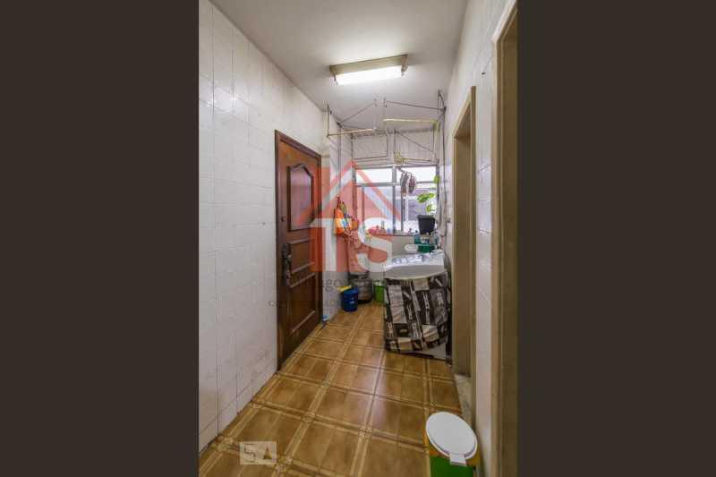 área de serviço - Apartamento à venda Rua Doutor Alfredo Barcelos,Olaria, Rio de Janeiro - R$ 270.000 - TSAP20212 - 15