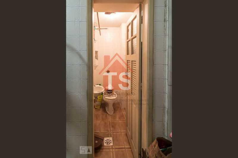 banheiro de serviço - Apartamento à venda Rua Doutor Alfredo Barcelos,Olaria, Rio de Janeiro - R$ 270.000 - TSAP20212 - 16