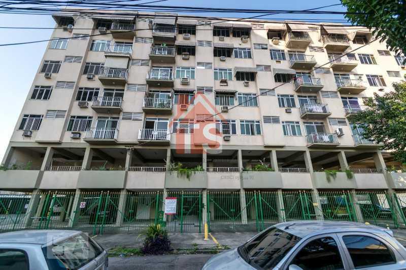 fachada do prédio - Apartamento à venda Rua Doutor Alfredo Barcelos,Olaria, Rio de Janeiro - R$ 270.000 - TSAP20212 - 21