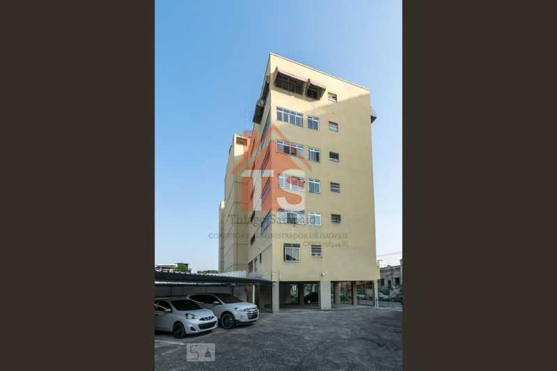 fachada interna prédio - Apartamento à venda Rua Doutor Alfredo Barcelos,Olaria, Rio de Janeiro - R$ 270.000 - TSAP20212 - 22