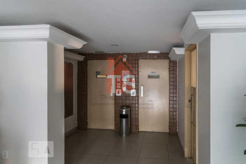 hall dos elevadores - Apartamento à venda Rua Doutor Alfredo Barcelos,Olaria, Rio de Janeiro - R$ 270.000 - TSAP20212 - 23