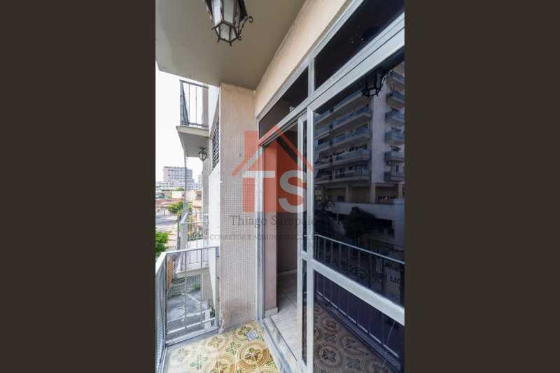 varanda - Apartamento à venda Rua Doutor Alfredo Barcelos,Olaria, Rio de Janeiro - R$ 270.000 - TSAP20212 - 17