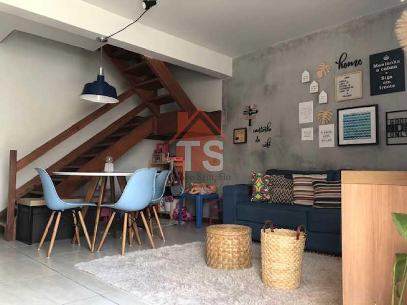 IMG_4640 - Casa de Vila à venda Rua Daniel Carneiro,Engenho de Dentro, Rio de Janeiro - R$ 450.000 - TSCV20007 - 1