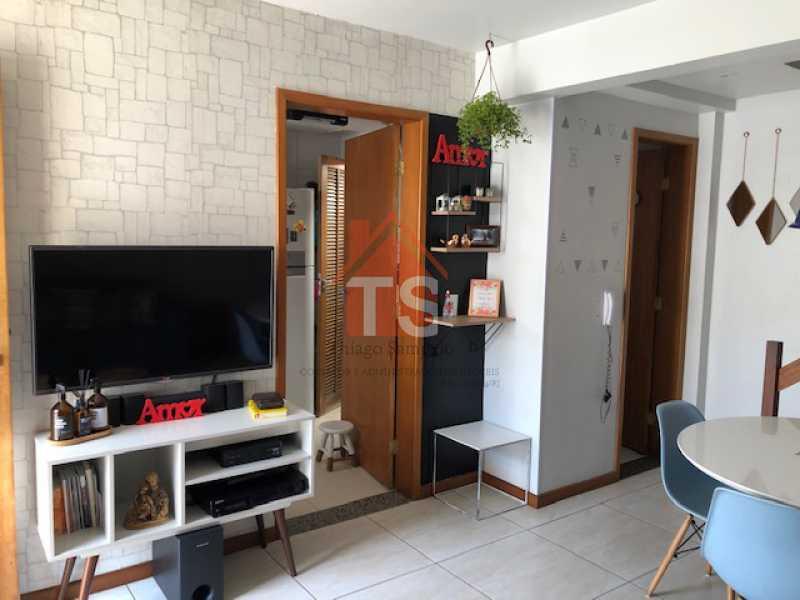 IMG_4646 - Casa de Vila à venda Rua Daniel Carneiro,Engenho de Dentro, Rio de Janeiro - R$ 450.000 - TSCV20007 - 3