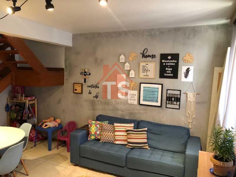 IMG_4648 - Casa de Vila à venda Rua Daniel Carneiro,Engenho de Dentro, Rio de Janeiro - R$ 450.000 - TSCV20007 - 4