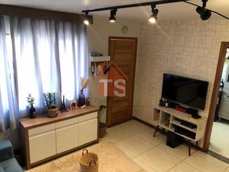 IMG_4745 - Casa de Vila à venda Rua Daniel Carneiro,Engenho de Dentro, Rio de Janeiro - R$ 450.000 - TSCV20007 - 5