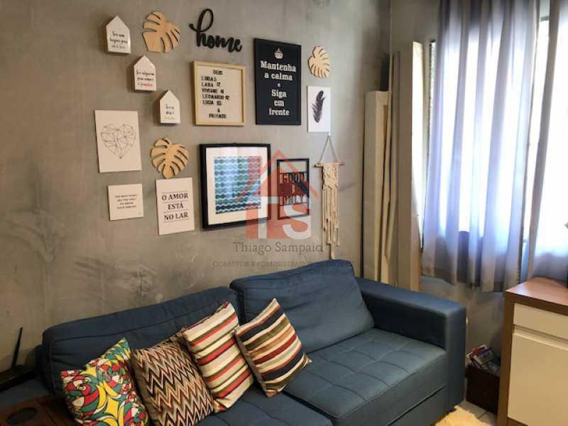 IMG_4752 - Casa de Vila à venda Rua Daniel Carneiro,Engenho de Dentro, Rio de Janeiro - R$ 450.000 - TSCV20007 - 6