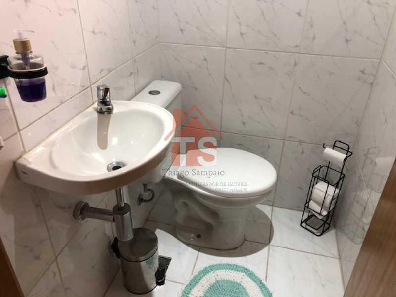 IMG_4655 - Casa de Vila à venda Rua Daniel Carneiro,Engenho de Dentro, Rio de Janeiro - R$ 450.000 - TSCV20007 - 7