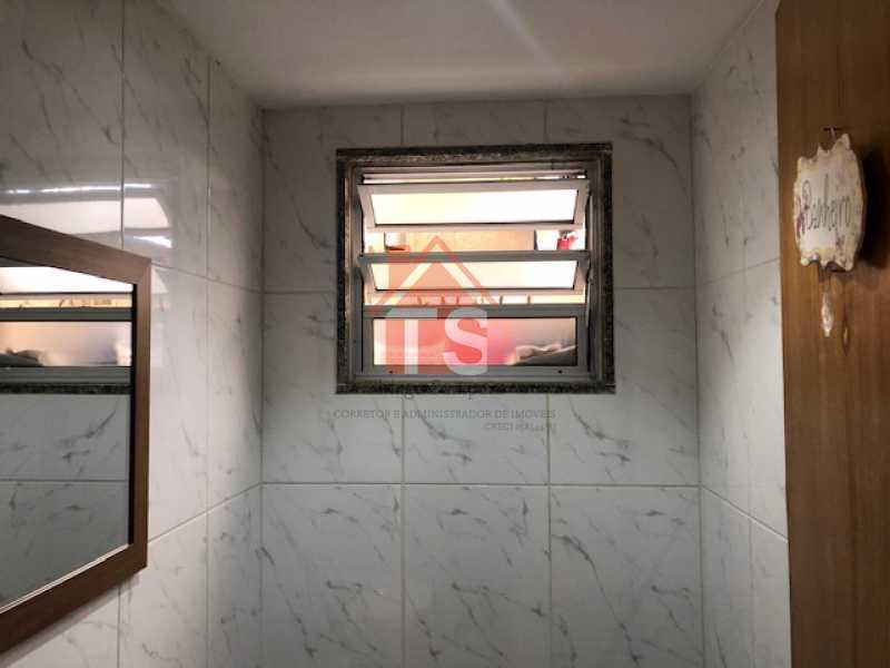IMG_4656 - Casa de Vila à venda Rua Daniel Carneiro,Engenho de Dentro, Rio de Janeiro - R$ 450.000 - TSCV20007 - 8