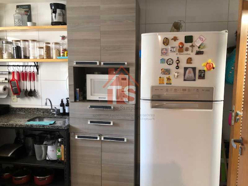 IMG_4665 - Casa de Vila à venda Rua Daniel Carneiro,Engenho de Dentro, Rio de Janeiro - R$ 450.000 - TSCV20007 - 10