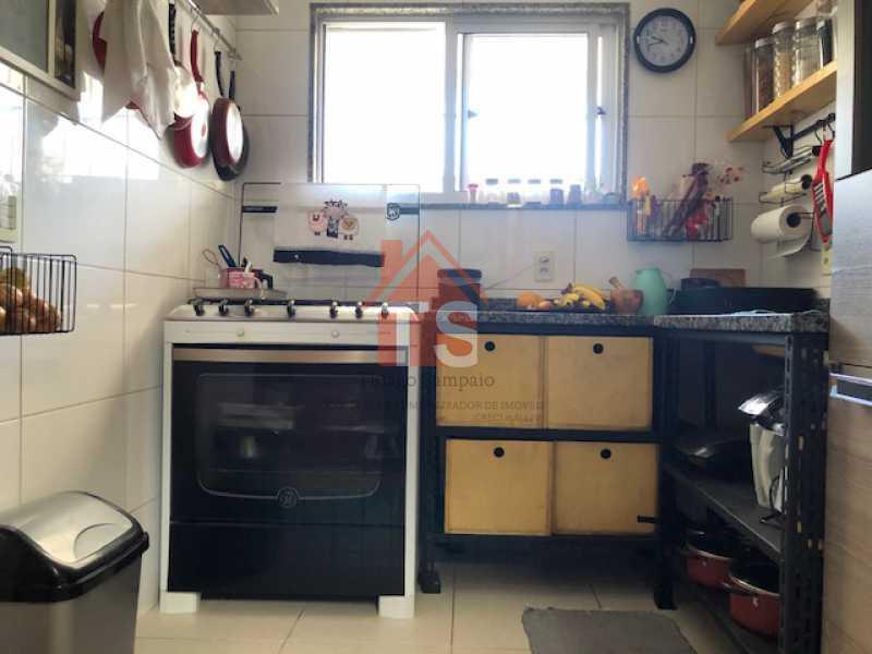 IMG_4666 - Casa de Vila à venda Rua Daniel Carneiro,Engenho de Dentro, Rio de Janeiro - R$ 450.000 - TSCV20007 - 11
