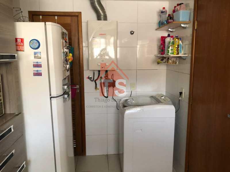 IMG_4669 - Casa de Vila à venda Rua Daniel Carneiro,Engenho de Dentro, Rio de Janeiro - R$ 450.000 - TSCV20007 - 12