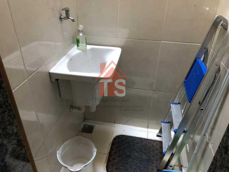 área de serviço . - Casa de Vila à venda Rua Daniel Carneiro,Engenho de Dentro, Rio de Janeiro - R$ 450.000 - TSCV20007 - 13