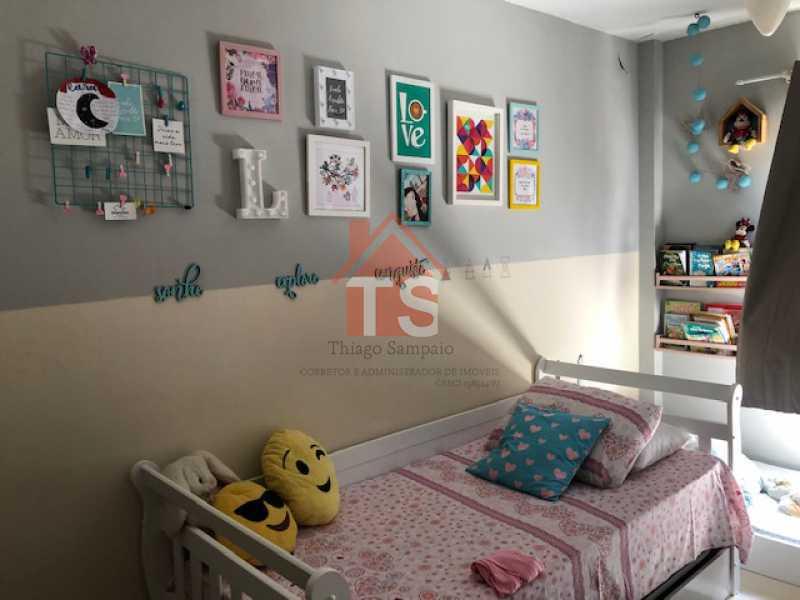 IMG_4678 - Casa de Vila à venda Rua Daniel Carneiro,Engenho de Dentro, Rio de Janeiro - R$ 450.000 - TSCV20007 - 14