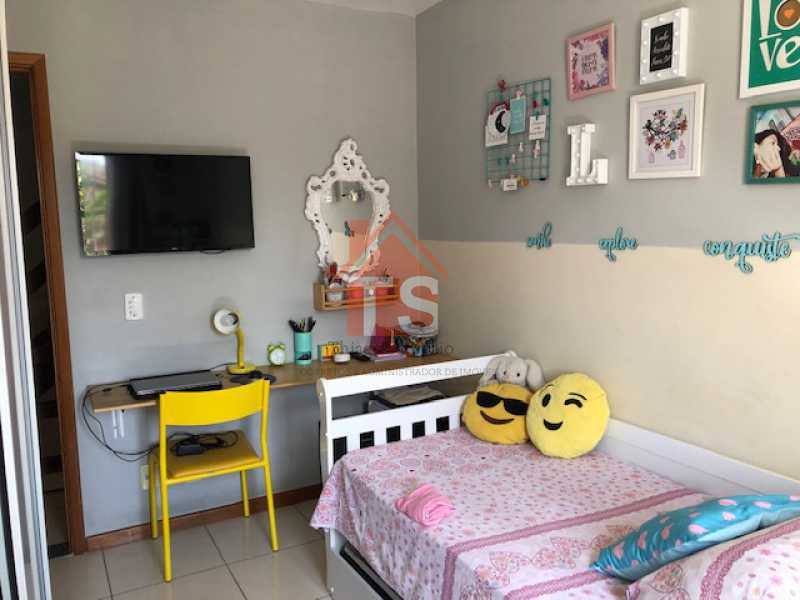 IMG_4680 - Casa de Vila à venda Rua Daniel Carneiro,Engenho de Dentro, Rio de Janeiro - R$ 450.000 - TSCV20007 - 15