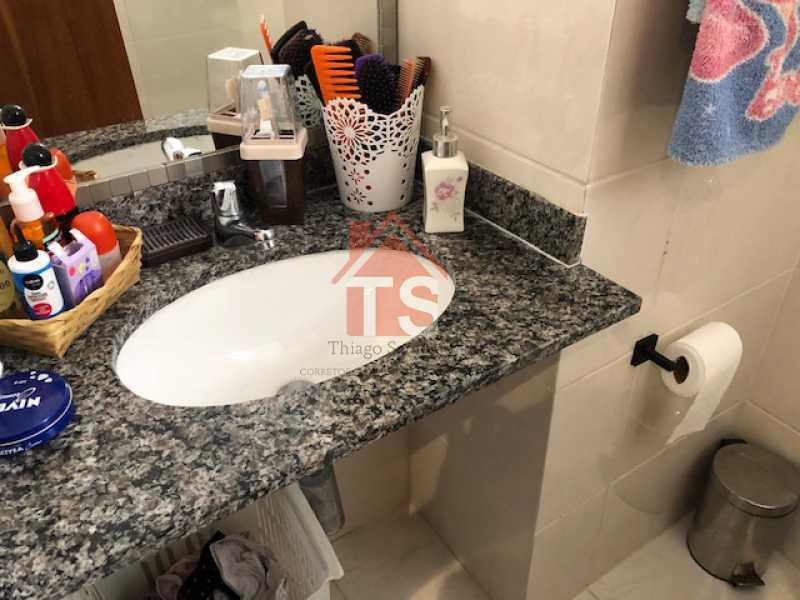 IMG_4673 - Casa de Vila à venda Rua Daniel Carneiro,Engenho de Dentro, Rio de Janeiro - R$ 450.000 - TSCV20007 - 17