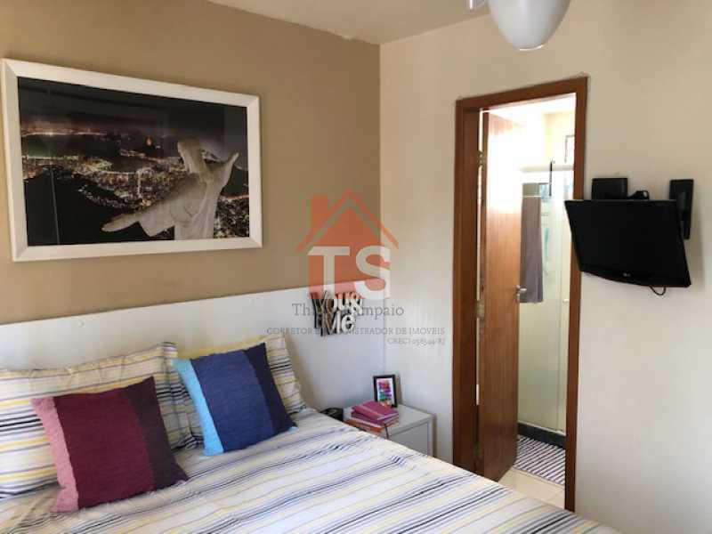 IMG_4689 - Casa de Vila à venda Rua Daniel Carneiro,Engenho de Dentro, Rio de Janeiro - R$ 450.000 - TSCV20007 - 22