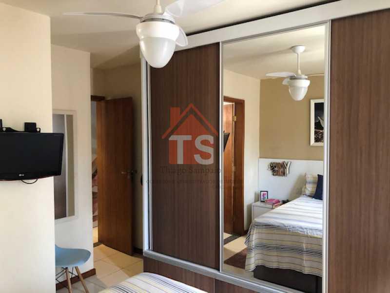 IMG_4692 - Casa de Vila à venda Rua Daniel Carneiro,Engenho de Dentro, Rio de Janeiro - R$ 450.000 - TSCV20007 - 23