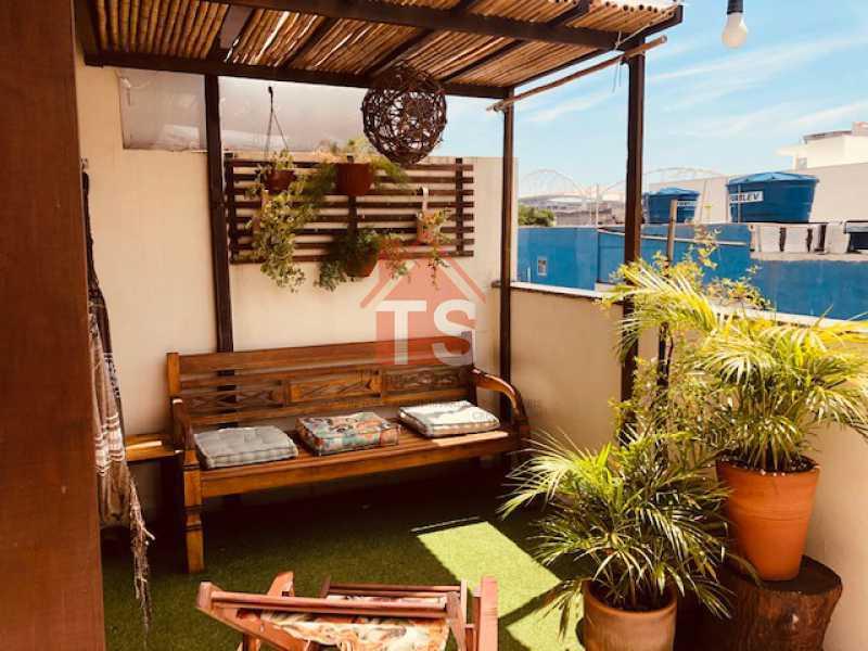 IMG_4735 - Casa de Vila à venda Rua Daniel Carneiro,Engenho de Dentro, Rio de Janeiro - R$ 450.000 - TSCV20007 - 26