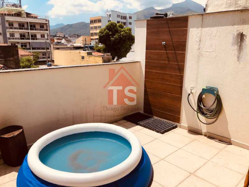 IMG_4738 - Casa de Vila à venda Rua Daniel Carneiro,Engenho de Dentro, Rio de Janeiro - R$ 450.000 - TSCV20007 - 27