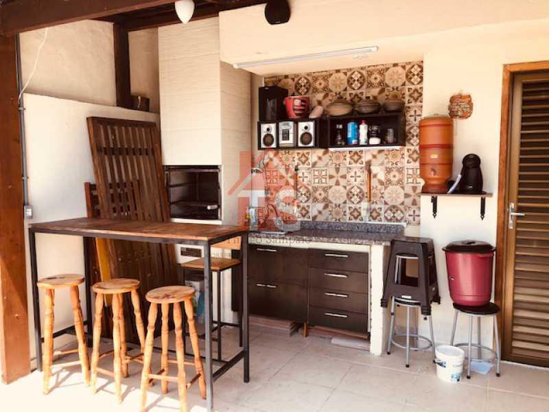 IMG_4739 - Casa de Vila à venda Rua Daniel Carneiro,Engenho de Dentro, Rio de Janeiro - R$ 450.000 - TSCV20007 - 30