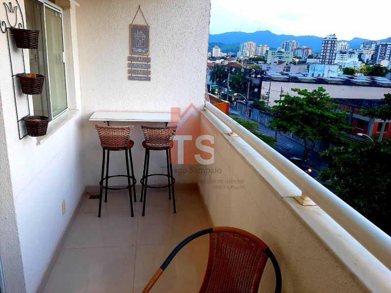 c2179b0f-d181-4dd8-a3ce-d05cfe - Apartamento à venda Rua Cachambi,Cachambi, Rio de Janeiro - R$ 440.000 - TSAP30141 - 16