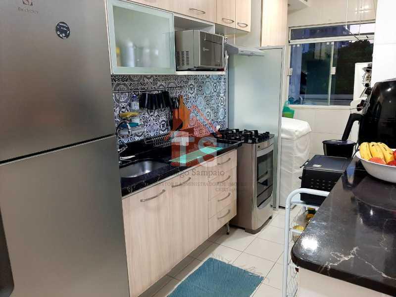 f00acf83-ffbc-410e-a08c-71f30e - Apartamento à venda Rua Cachambi,Cachambi, Rio de Janeiro - R$ 440.000 - TSAP30141 - 21