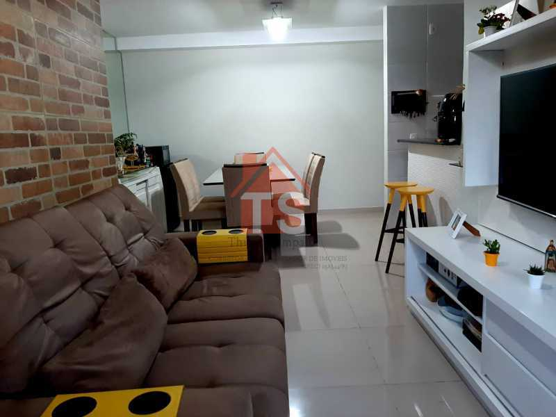 f90d5b57-bbd0-44b8-84f2-470444 - Apartamento à venda Rua Cachambi,Cachambi, Rio de Janeiro - R$ 440.000 - TSAP30141 - 1
