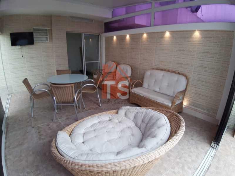 78d16d2a-bcc6-4651-ac73-cc4bf1 - Cobertura à venda Rua Cachambi,Cachambi, Rio de Janeiro - R$ 625.000 - TSCO30014 - 8