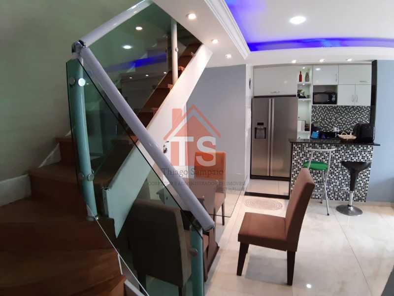 87f67b12-30ca-4371-9b25-2fc40e - Cobertura à venda Rua Cachambi,Cachambi, Rio de Janeiro - R$ 625.000 - TSCO30014 - 9