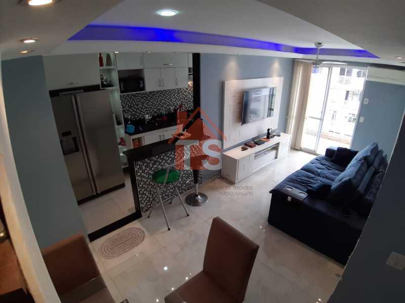 a4de95bc-b62b-484f-993e-92f36d - Cobertura à venda Rua Cachambi,Cachambi, Rio de Janeiro - R$ 625.000 - TSCO30014 - 16
