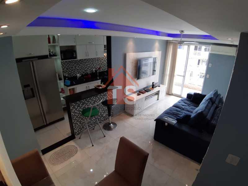 c233caa2-6af8-4164-a00b-2b5fd6 - Cobertura à venda Rua Cachambi,Cachambi, Rio de Janeiro - R$ 625.000 - TSCO30014 - 19