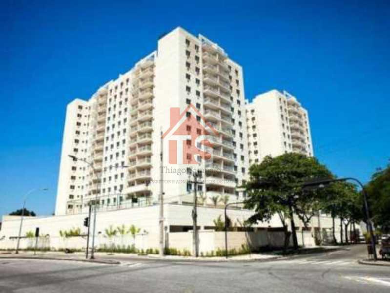 57f2c75c5484fbbd54217dfaba74de - Cobertura à venda Rua Cachambi,Cachambi, Rio de Janeiro - R$ 625.000 - TSCO30014 - 28