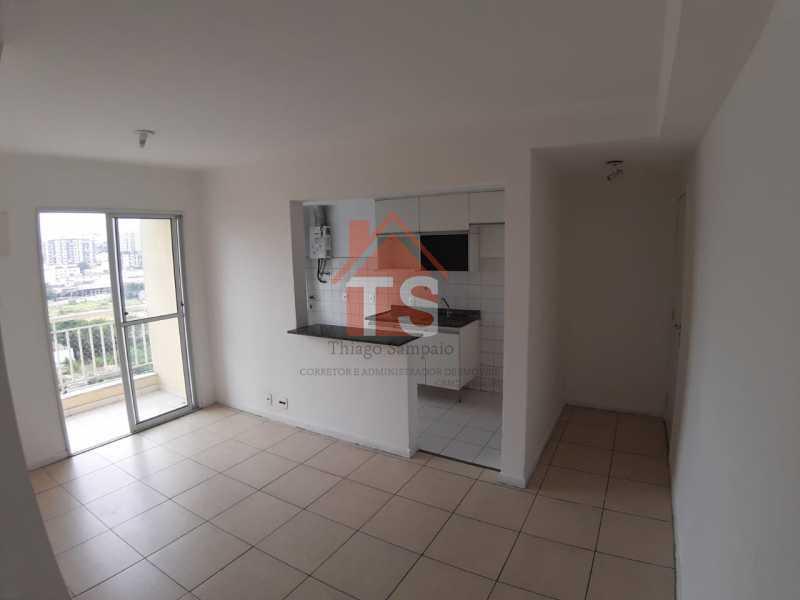 3aee4376-0204-4c19-8462-f1aa79 - Apartamento à venda Rua Degas,Del Castilho, Rio de Janeiro - R$ 305.000 - TSAP20220 - 1