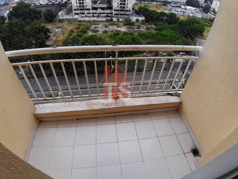 76934ccc-b4a9-4977-b395-6b37ae - Apartamento à venda Rua Degas,Del Castilho, Rio de Janeiro - R$ 305.000 - TSAP20220 - 11